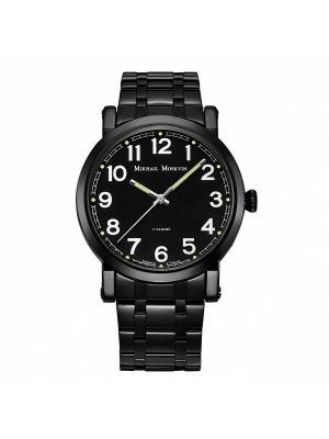 Часы Mikhail Moskvin. Цвет: черный