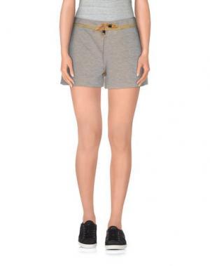 Повседневные шорты ED 2.0. Цвет: светло-серый