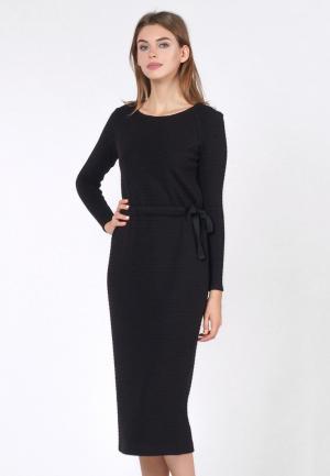 Платье OKS by Oksana Demchenko. Цвет: черный