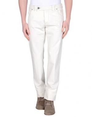Повседневные брюки MASTAI FERRETTI. Цвет: бежевый