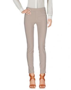 Повседневные брюки 0039 ITALY. Цвет: песочный