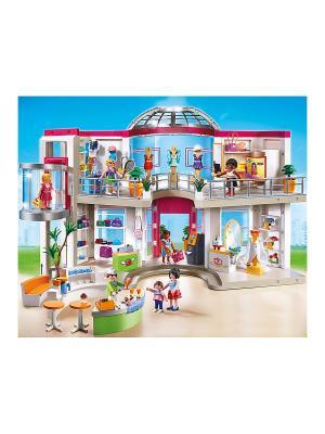 Меблированный торговый центр Playmobil. Цвет: белый
