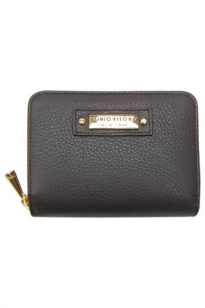 Wallet Plinio Visona. Цвет: dark brown