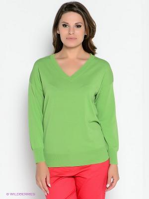 Пуловер Vis-a-vis. Цвет: салатовый
