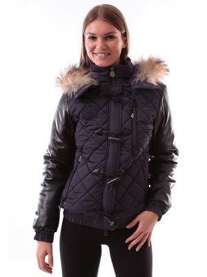 Куртка Sport Vision. Цвет: синий, черный