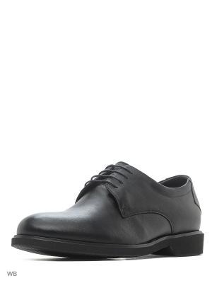 Ботинки ID! Collection. Цвет: черный