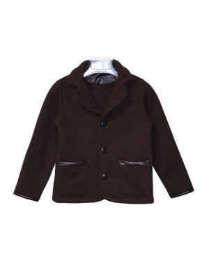 Пиджаки Me&Mummy. Цвет: коричневый