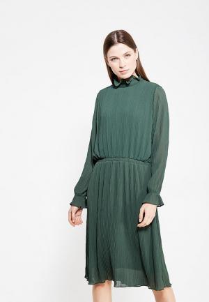 Платье Ichi. Цвет: зеленый