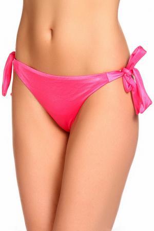 Плавки бикини CROISETTE. Цвет: розовый