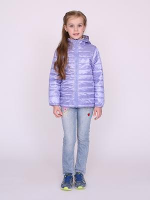 Куртка nasha. Цвет: сиреневый