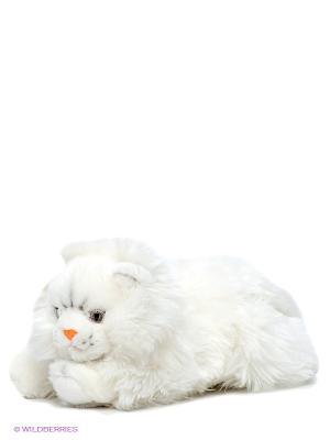 Мягкая игрушка Кошка персидская AURORA. Цвет: белый