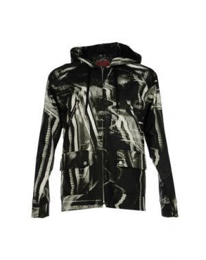 Куртка BASSO & BROOKE. Цвет: темно-зеленый