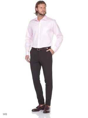 Классическая мужская сорочка GroStyle. Цвет: розовый