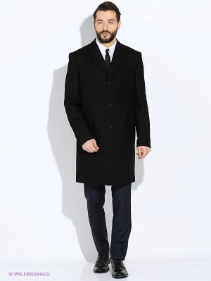 Пальто btc. Цвет: черный