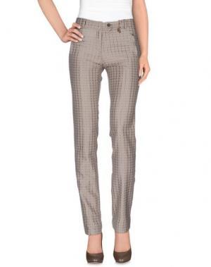 Повседневные брюки EMISPHERE. Цвет: хаки