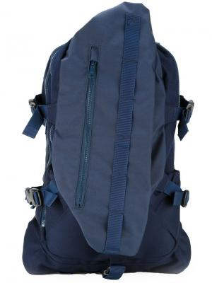 Классический рюкзак Meanswhile. Цвет: синий