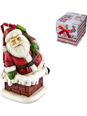 Украшение Mister Christmas. Цвет: красный