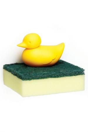 Держатель для губки Duck Qualy. Цвет: none