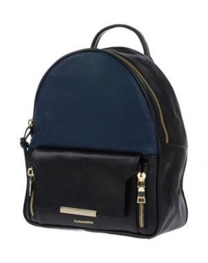 Рюкзаки и сумки на пояс VIA REPUBBLICA. Цвет: темно-синий