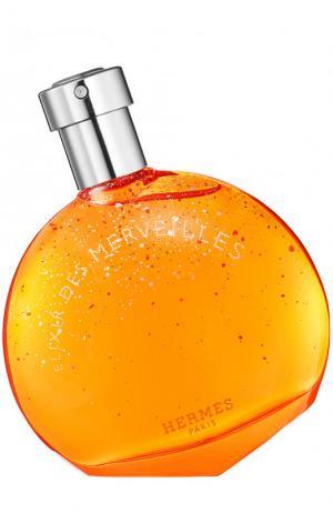 Парфюмерная вода Élixir des Merveilles Hermès. Цвет: бесцветный