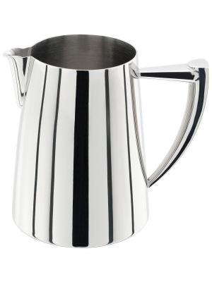 Традиционный Английский кувшинчик для молока Art Deco 0,6 L Horwood. Цвет: серебристый