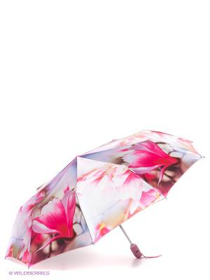 Зонт Zest. Цвет: фуксия, светло-голубой