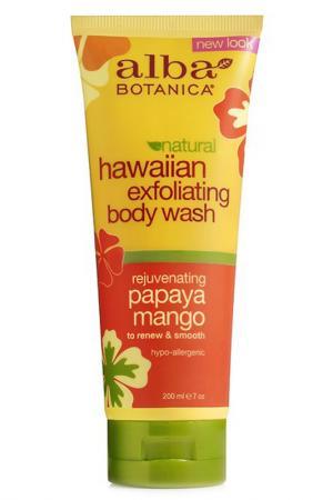 Гавайский гель для душа ALBA BOTANICA. Цвет: none