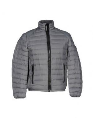 Куртка F**K PROJECT. Цвет: серый