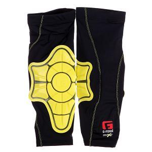 Защита на локти  Pro-X Elbow Pad Yellow G-Form. Цвет: черный,желтый