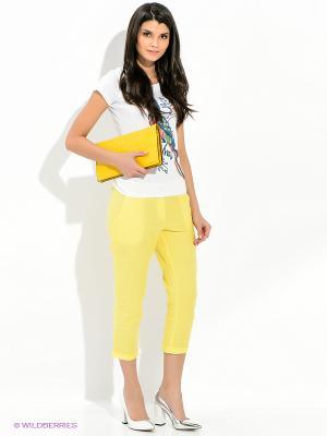 Капри F5. Цвет: желтый