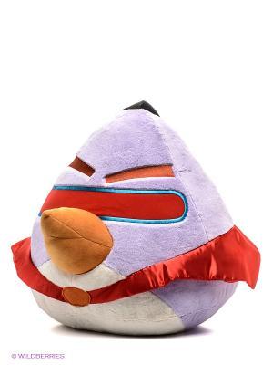 Мягкая игрушка Angry Birds Space. Цвет: красный, сиреневый
