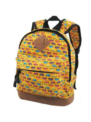 Рюкзак Stelz. Цвет: желтый