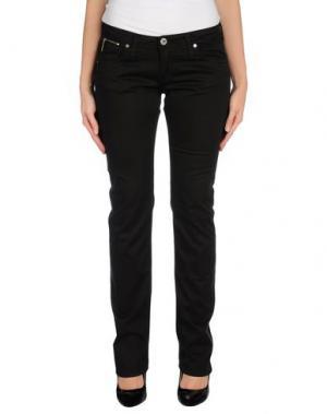 Повседневные брюки PARASUCO CULT. Цвет: черный