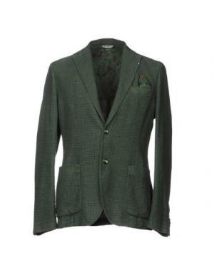 Пиджак MANUEL RITZ. Цвет: зеленый