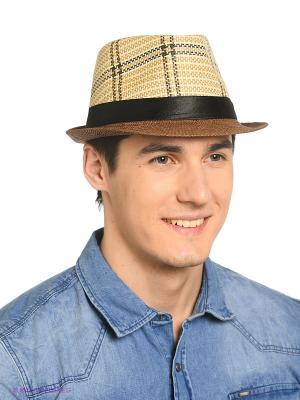 Шляпа Shapkoff. Цвет: бежевый, черный