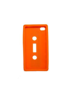 Чехол для iPhone 4/4s/4g Mitya Veselkov. Цвет: оранжевый