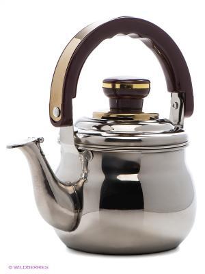 Заварочный чайник MAYER-BOCH. Цвет: серебристый