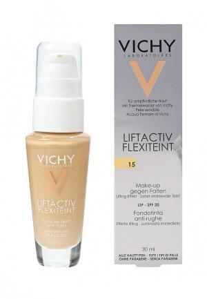Тональное средство Vichy. Цвет: бежевый