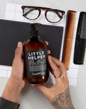 Triumph & Disaster Жидкое мыло для рук Little Helper. Цвет: мульти