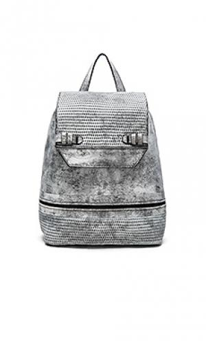 Рюкзак silver linings backpack she + lo. Цвет: серый