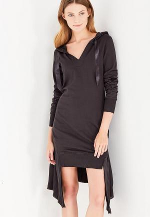 Платье Met. Цвет: черный