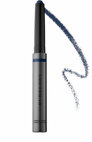 Кремовый карандаш-тени для век, оттенок 120 Navy Burberry. Цвет: бесцветный