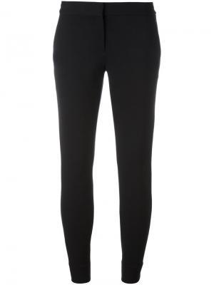 Укороченные брюки Genesis Dvf Diane Von Furstenberg. Цвет: чёрный