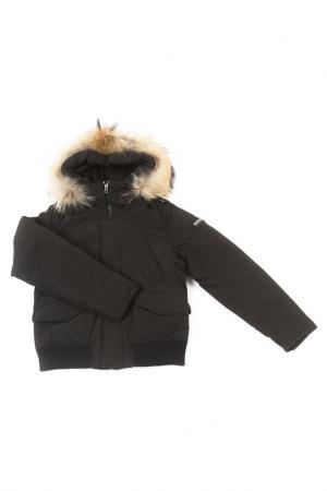 Coats Woolrich. Цвет: черный