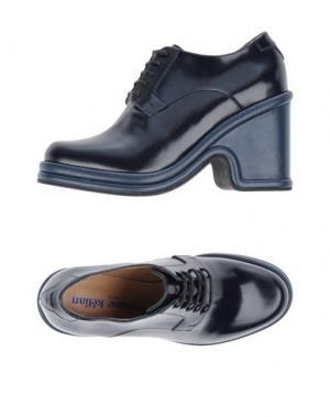 Обувь на шнурках STEPHANE KÉLIAN. Цвет: темно-синий