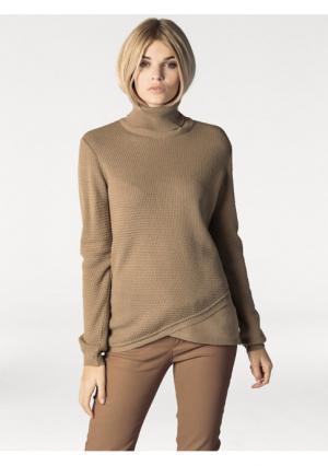 Пуловер Rick Cardona. Цвет: серый меланжевый