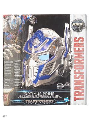 Трансформеры 5: Шлем Transformers. Цвет: черный, красный, синий