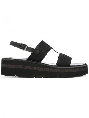 Straped sandals Sartore. Цвет: чёрный