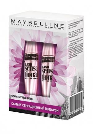 Набор Maybelline New York. Цвет: черный