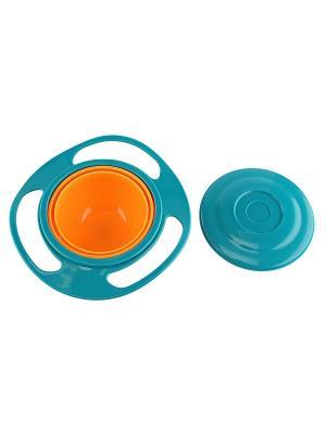 Чашка-неваляшка Тип-Топ RUGES. Цвет: синий, оранжевый